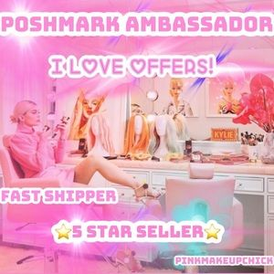 Other - 5 STAR SELLER TRUSTED POSH AMBASSADOR